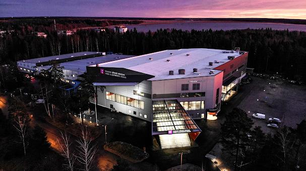Liiga-kauden 2021-2022 kotiavaus Vaasan Sähkö Areenalla pelataan 11.9.2021 Tapparaa vastaan.