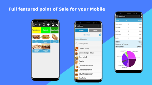 Restaupos Point of Sale - POS System screenshot 8