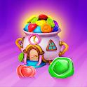 Ice Cream Challenge - Free Match 3 Game icon