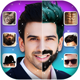 Tattoos - Men tattoo beard & Photo Editor for Men