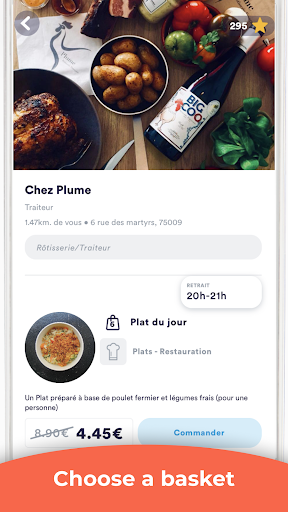 Phenix, shop against food waste and save money Apk 2