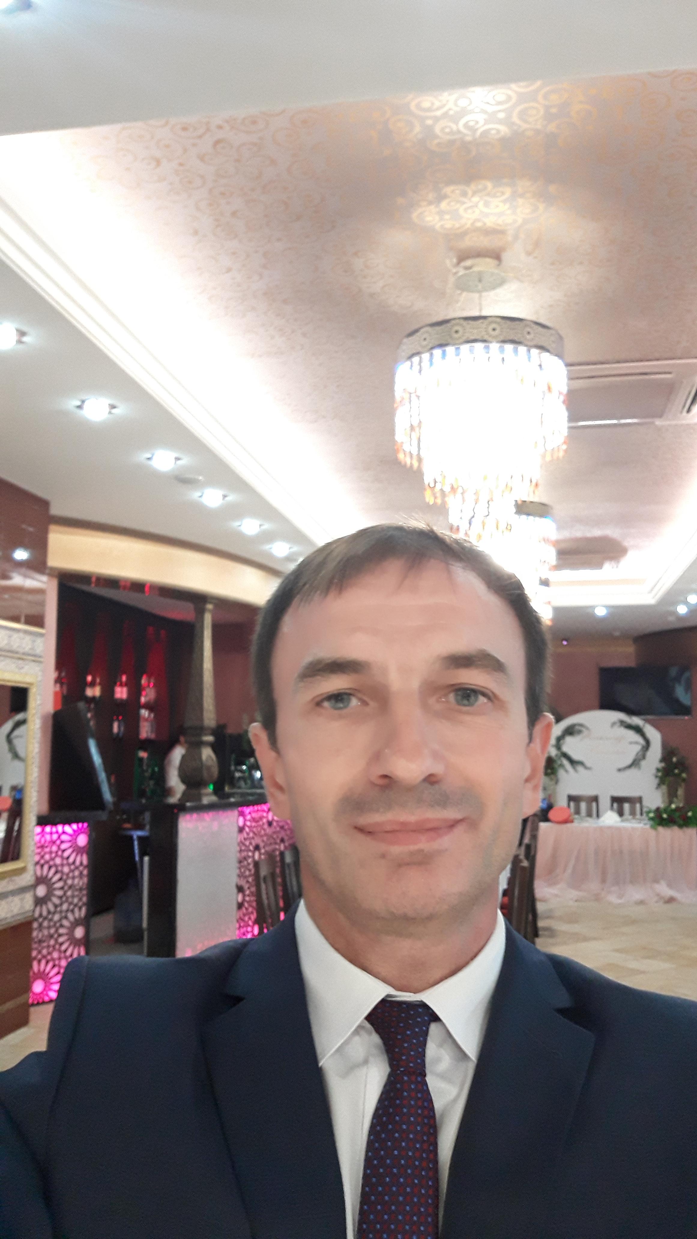 Виталий Скобиолов в Самаре