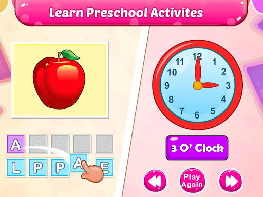 Baby Games: Toddler Games for Free 2-5 Year Olds modavailable screenshots 6
