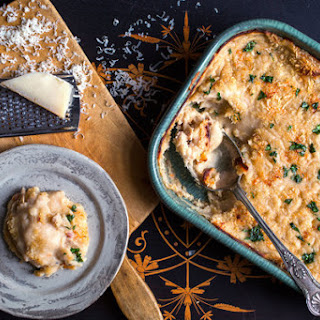 Breton Tuna and White Bean Gratin
