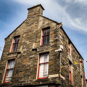 by George Nichols - Buildings & Architecture Office Buildings & Hotels ( scotland, uk, orkney, window, architecture )