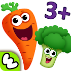 FUNNY FOOD 2! Game for kids icon
