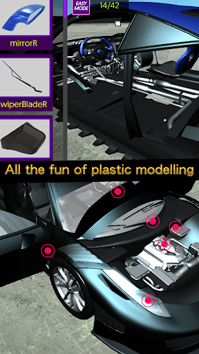 Model Constructor 3D 1.0.5 Cheat screenshots 1