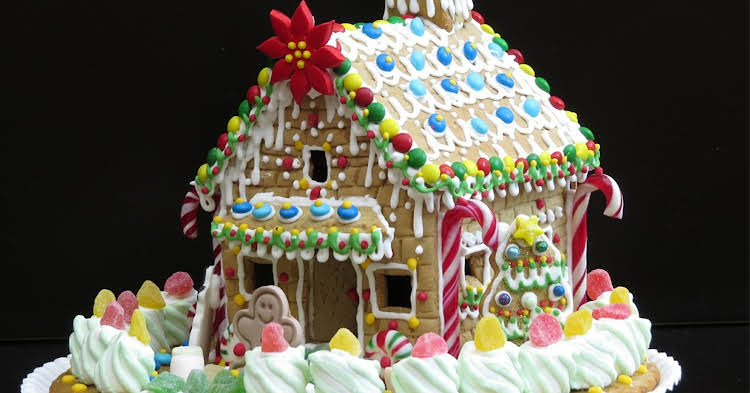 The History Of Gingerbread Houses Christmas Traditions