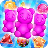 Candy Bears Sweet icon