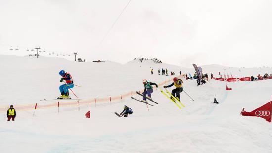 Skicross HochYbrig MargotVandammeactie 550x309