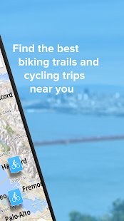 Bikemap 🚲 cycling tour maps- screenshot thumbnail