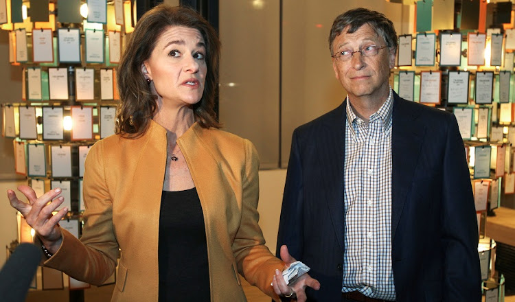Microsoft co-founder Bill Gates and his wife Melinda Gates have announced their divorce.