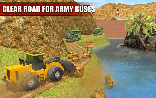 Army Bus Driver 2020: Real Military Bus Simulator apktram screenshots 3