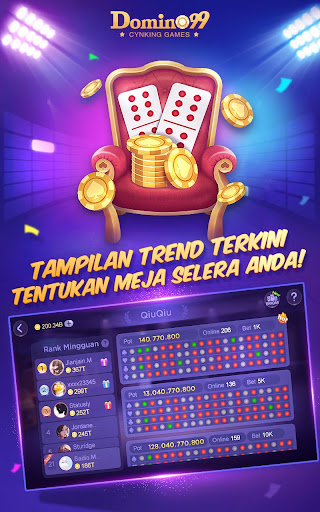 Domino QiuQiu u00b7 99 :  Awesome Online Card Game 2.15.0.0 screenshots 12