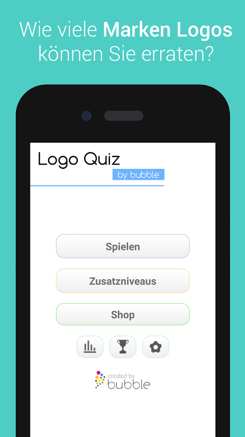Logo Quiz – Screenshot