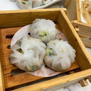 3. Mushroom and Zucchini Dumpling 意大利瓜野菌餃