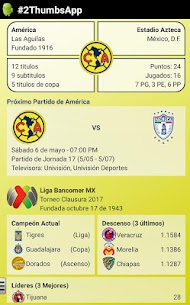 Soccer Mexican League 3