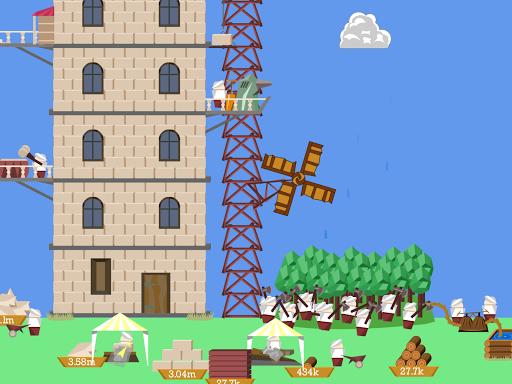 Idle Tower Builder screenshot 16
