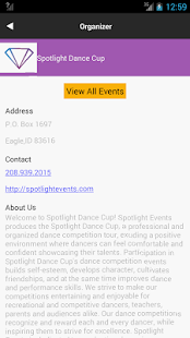 Spotlight Dance Cup- screenshot thumbnail