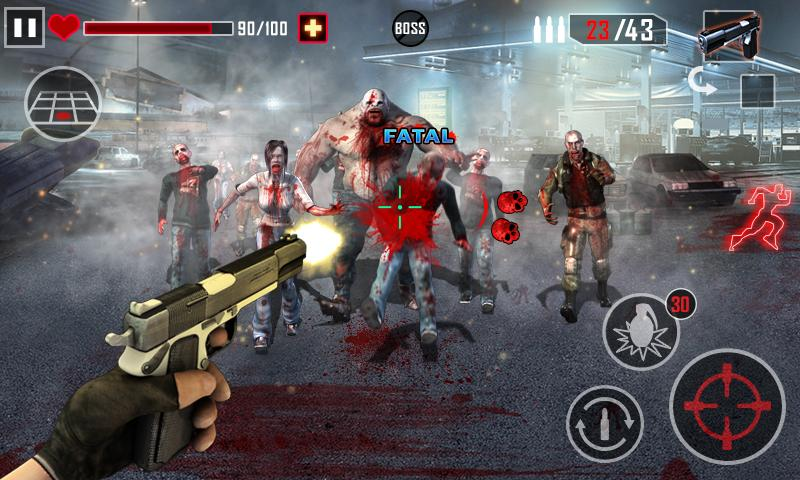 Zombie Killer- screenshot
