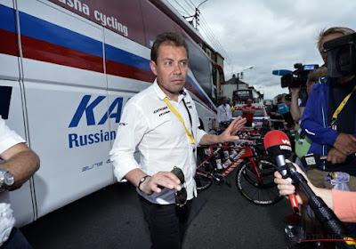 Ex-ploegmaat van Lance Armstrong wordt voorzitter van de Russische wielerbond