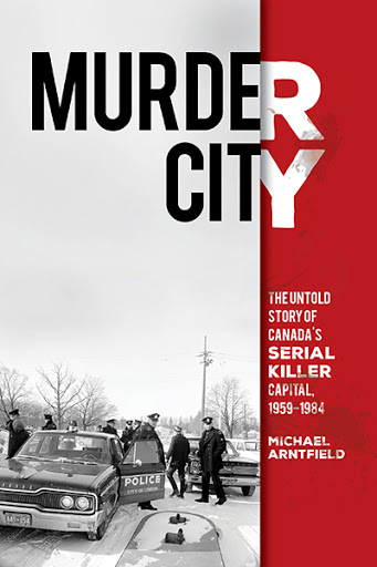 Murder City cover