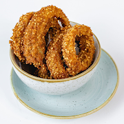 Quinoa Onion Rings