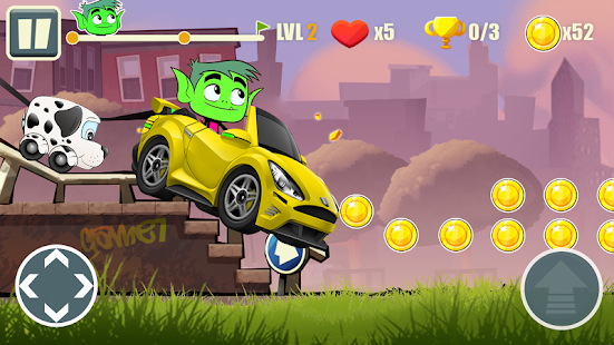 Beast boy adventure racing - náhled