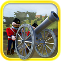 1815 Cannon Shooter Waterloo icon