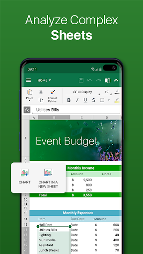 OfficeSuite - Office, PDF, Word, Excel, PowerPoint screenshot 1
