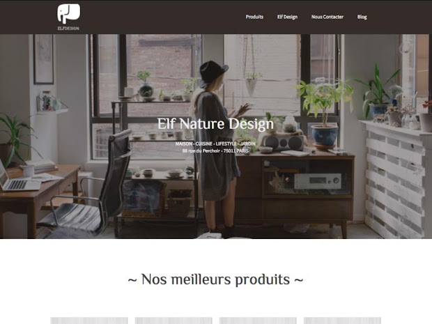 create ecommerce website