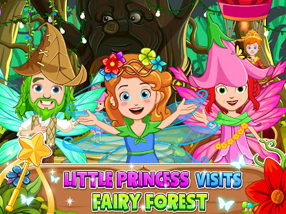 My Little Princess : Fairy Forest