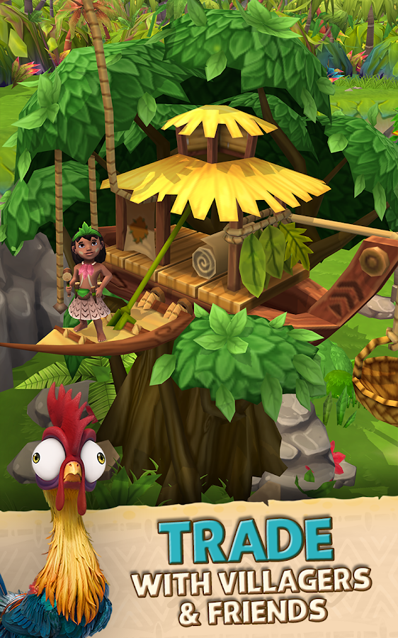 Moana Island Life- screenshot