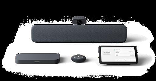 Google Meet hardware Series One medium kit by Lenovo