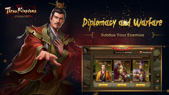 Game Three Kingdoms: Overlord APK for Windows Phone