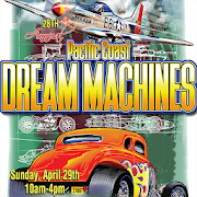 Pacific Coast Dream Machines