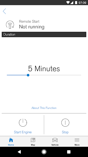 Volvo On Call  screenshots 5