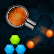 HEXASMASH 2 - Ball Shooter Physics Puzzle