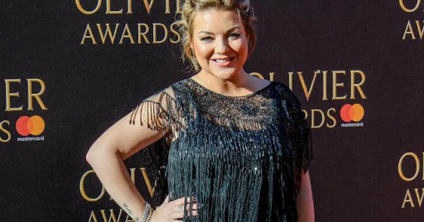 Sheridan Smith has mumps