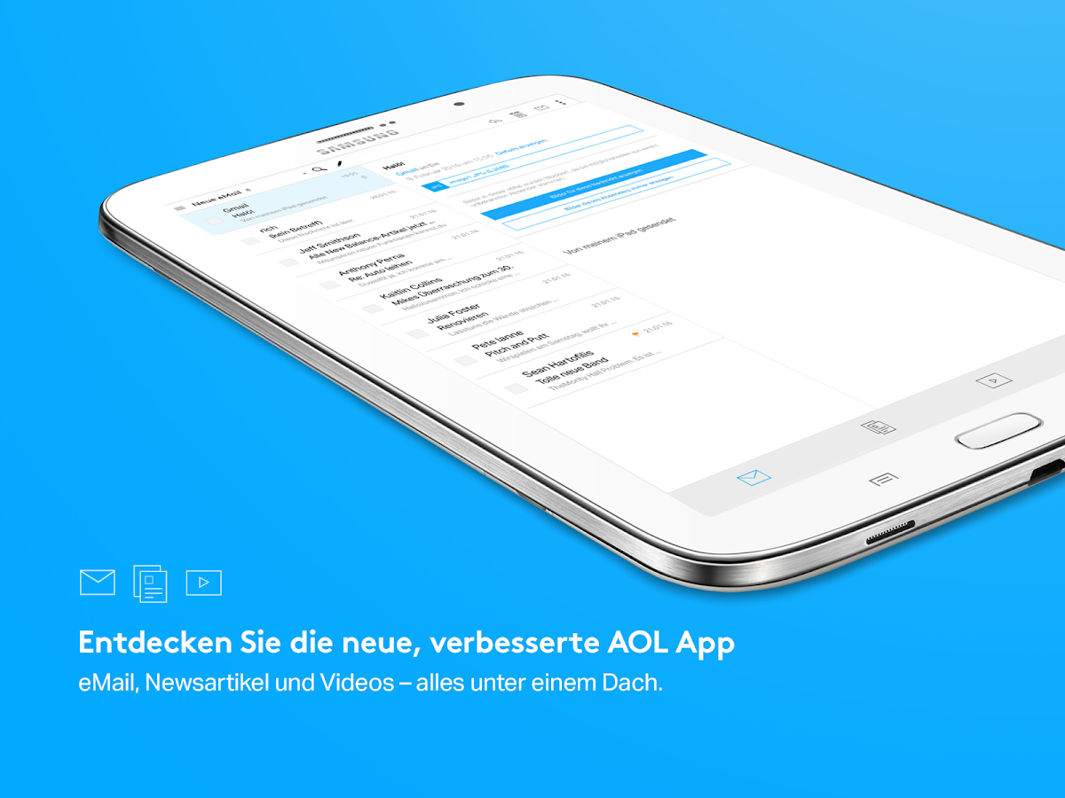Aol Mail Deutsch