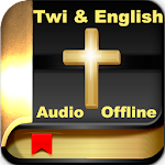 Twi Bible Offline + Audio Icon