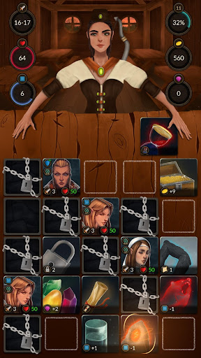 Télécharger Crossroads: Roguelike RPG Dungeon Crawler  APK MOD (Astuce) screenshots 1