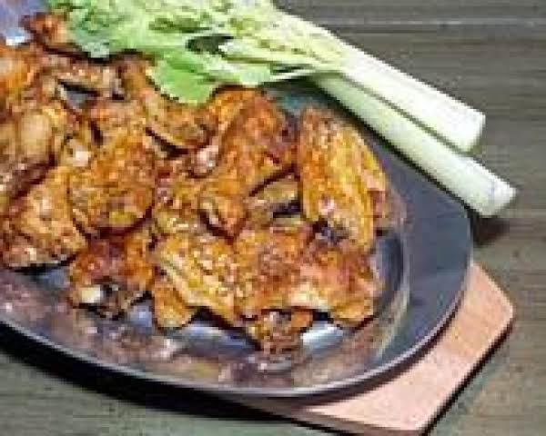 Santa Fe Chicken Wings Recipe