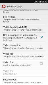 Secret Video Recorder SMS screenshot 4