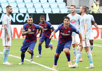 Un pas (de plus) dans l'histoire du Barça pour Luis Suarez