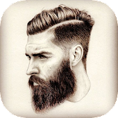 I Beard && Hair :Photos Maker