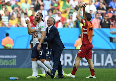 Les 26 Bleus pour l'Euro: avec Karim Benzema!