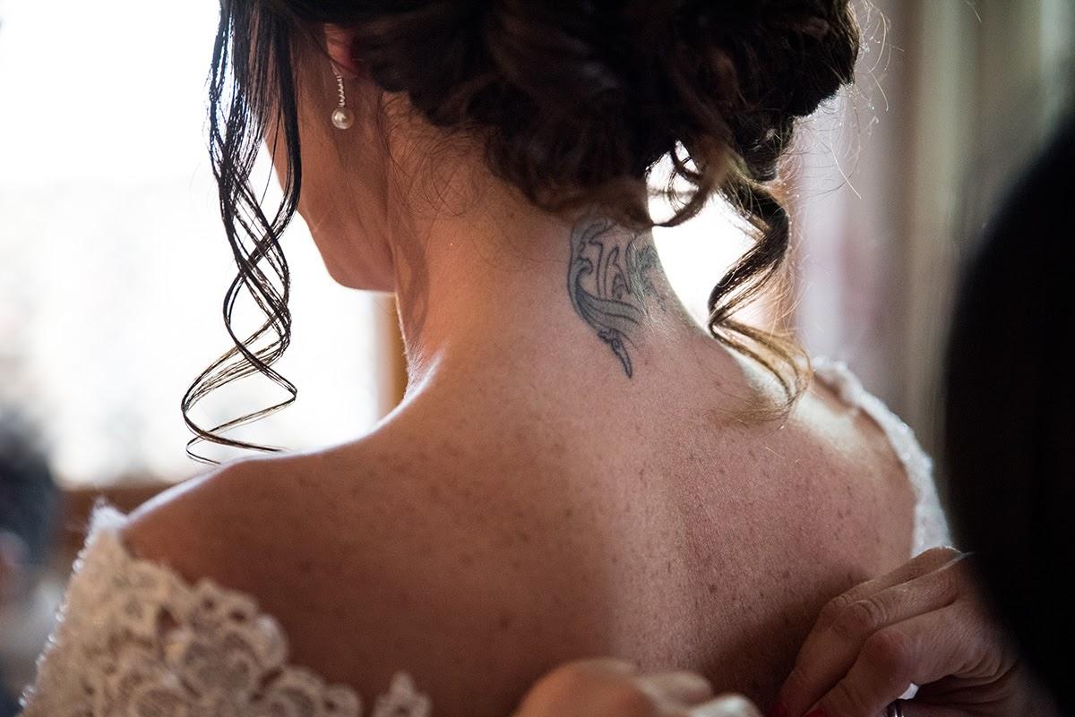 Il tatuaggio della sposa