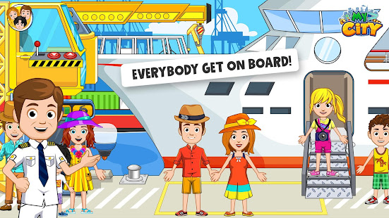 My City : Boat adventures installation tips
