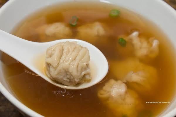 Wonton Soup By Sallye